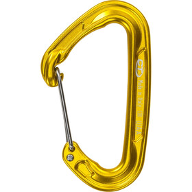 Climbing Technology Fly-Weight Evo Mousqueton, gold colour